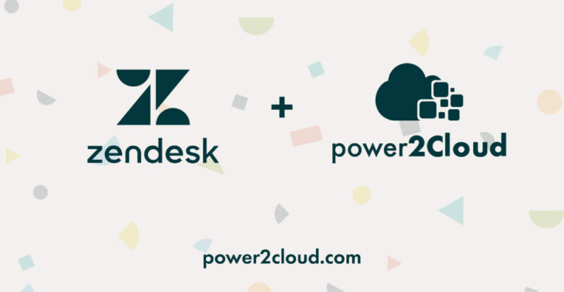 power2Cloud è partner Zendesk
