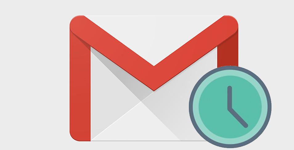 Posticipare email, con Gmail si può!