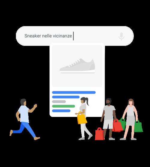 Le innovazioni per il Retail di Google
