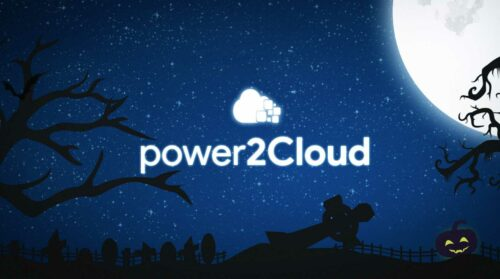 Cloud o scherzetto? Halloween con power2Cloud