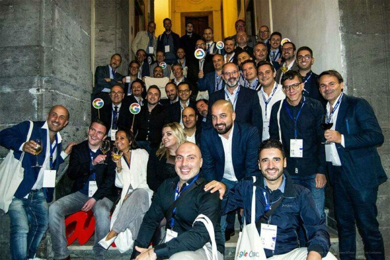 Grande successo per l'evento del CIO Club Campania a Palazzo Fondi power2Cloud