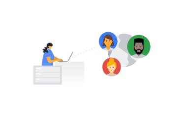 Hangout è l'App di G Suite che incrementa collaboration e sicurezza per le tue riunioni aziendali