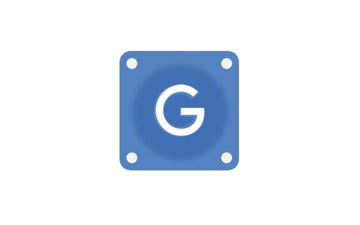 Mobile Google logo