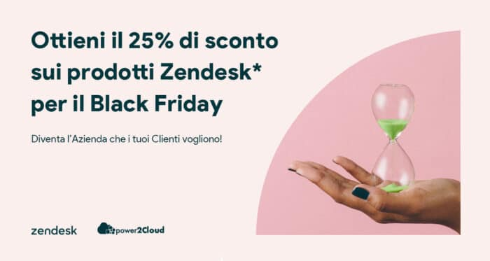 Omnichannel. Customer experience. Zendesk. Promo Black Friday