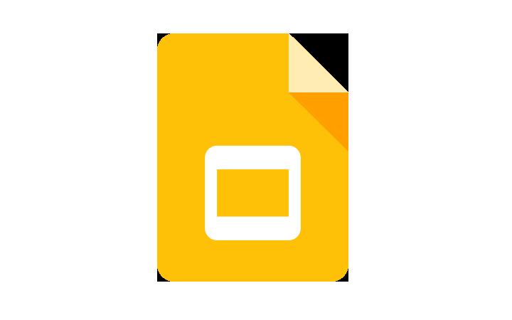Presentazioni Google logo