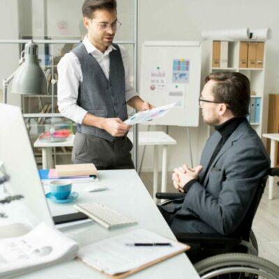 G Suite è uno strumento aziendale che aumenta l'accessibilità anche per i dipendenti con disabilità