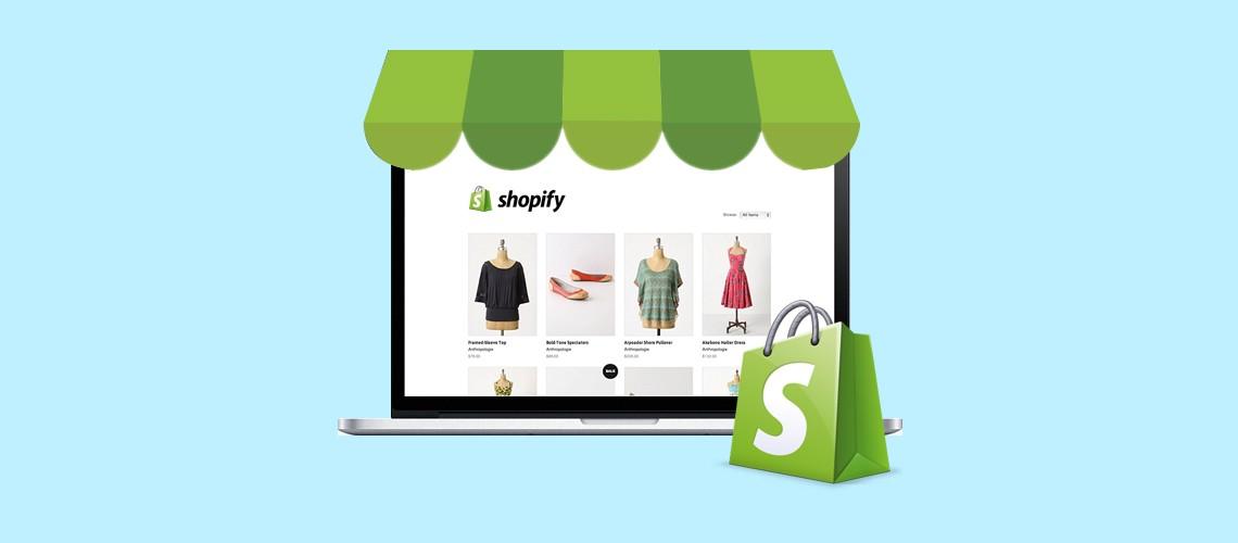 Apri il tuo negozio on line con Shopify