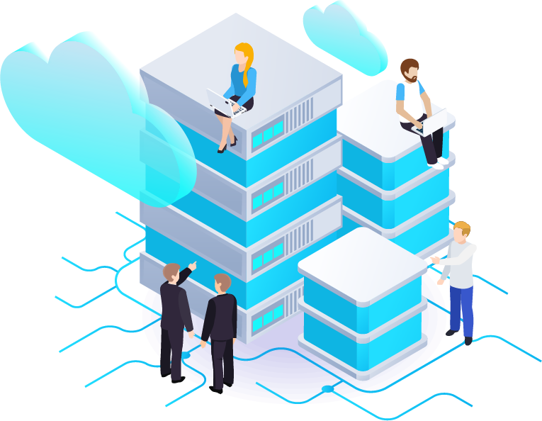 Consolle di amministrazione Pensata per piccole imprese e per aziende di medie e grandi dimensioni