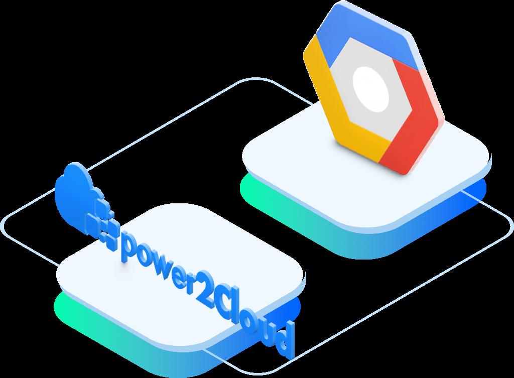 Google Cloud Platform Affidati al team power2Cloud per la migrazione alla Google Cloud Platform