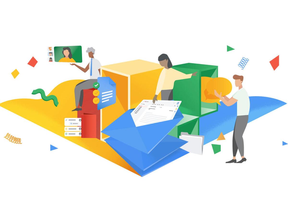 Workspace Google