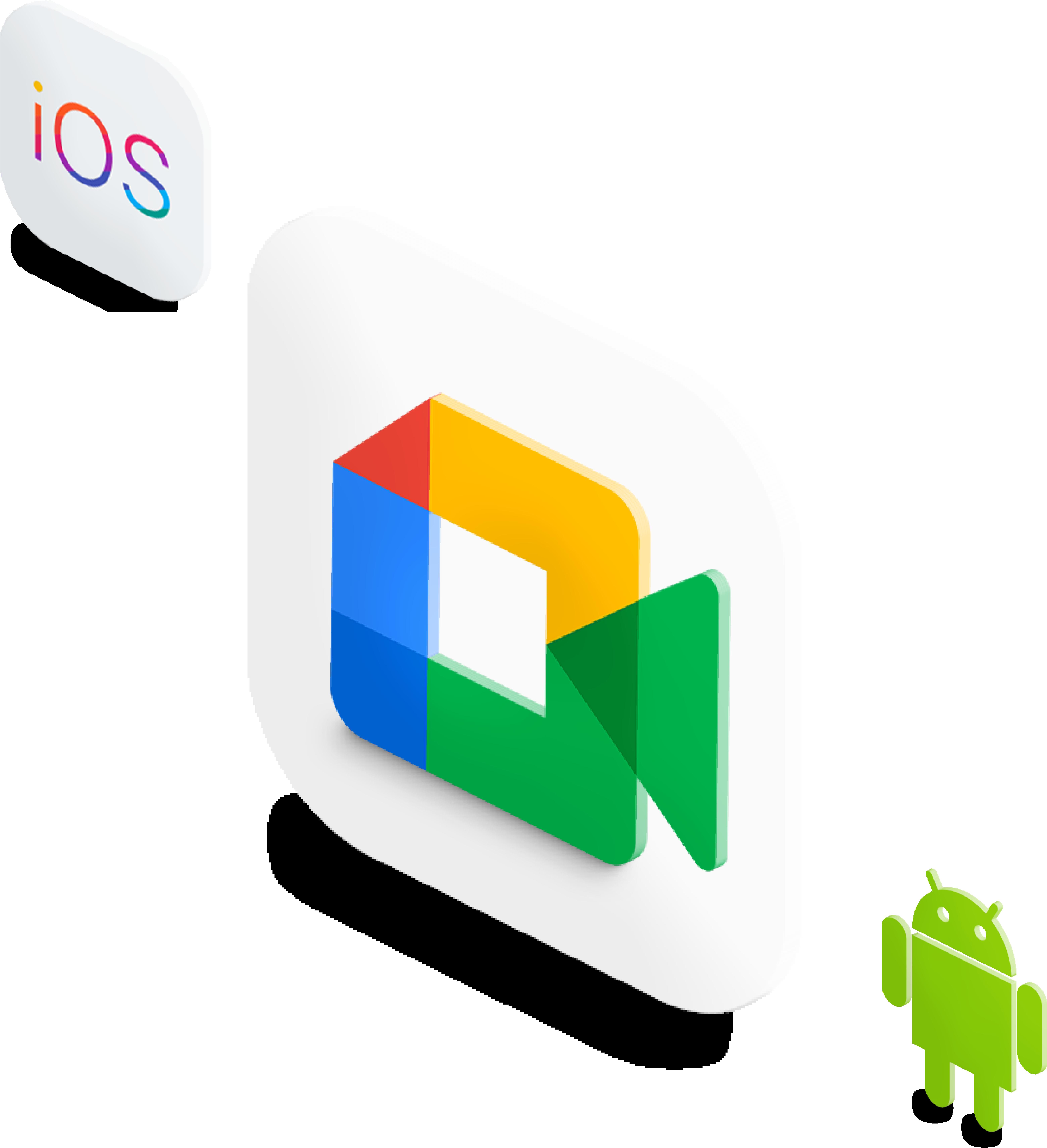 Google Meet: Accedi alle videochiamate dal browser o dall'App iOs o Android