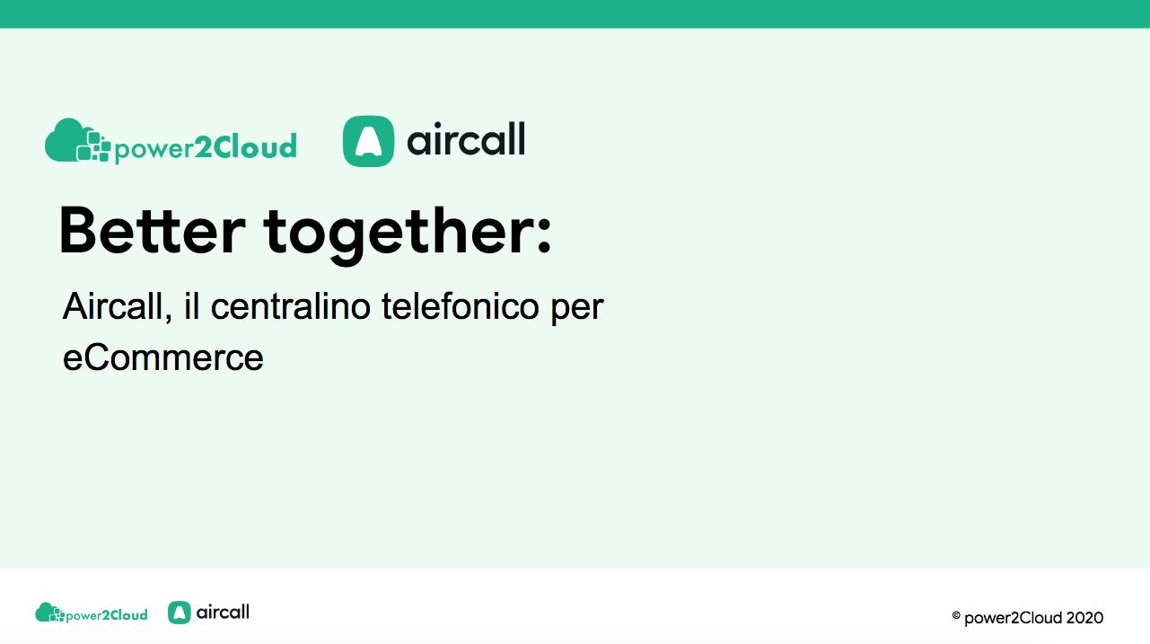 webinar – aircall